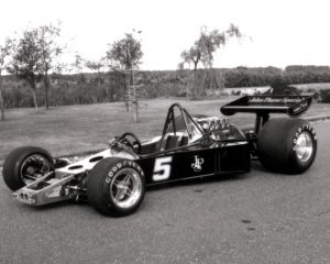 Lotus Type 77 (body off)