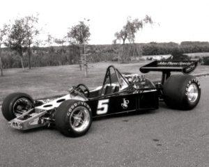 Lotus Type 77 (body off)