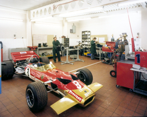 Team Lotus Race Shop