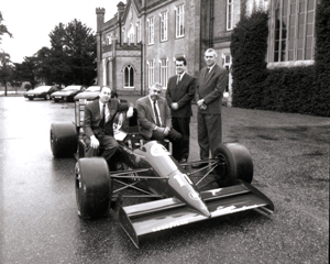 Team Lotus relaunched
