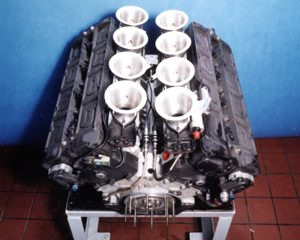 Judd V8 Engine