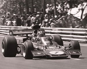 Team Lotus 50th GP win