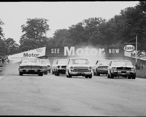 Race Start, Lotus Cortina