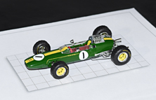 Team Lotus Type 33