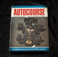 Autocourse 1972 Season