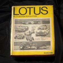 Lotus '61-'71 Design Revolution