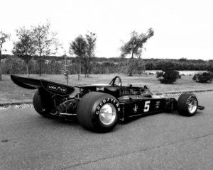 Lotus Type 77 (rear 3/4)