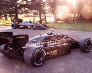 Lotus Types 97T & 98T