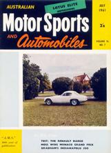 Australian Motorsports