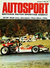 Type 49, Jochen Rindt
