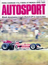 Type 72, Jochen Rindt