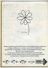 Lotus Dealers 1970