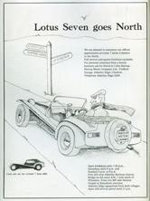 Lotus Cars Limited - 1961