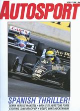 Type 98T, Ayrton Senna