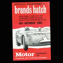 Brands Hatch, Guards Trophy Meeting