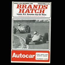 Brands Hatch, London M.C.