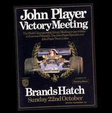 Brands Hatch, John Player Victory Meeting