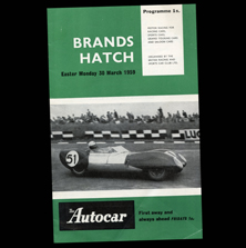 Brands Hatch, Easter Monday