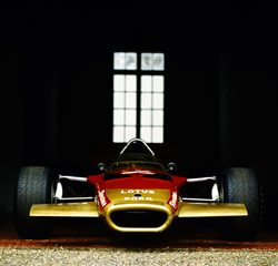 Team Lotus Type 49