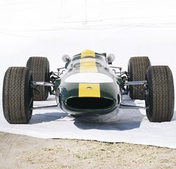 Team Lotus Type 39
