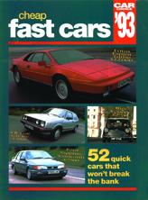 Cheap Fast Cars
