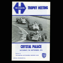 Crystal Palace, Hexagon Trophy