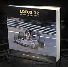 Lotus 72 Formula 1 Icon
