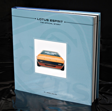 Lotus Esprit the Official Story