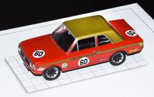 Lotus Type 28* Lotus Cortina Mk2