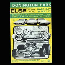 Donington Park, Else Race Day