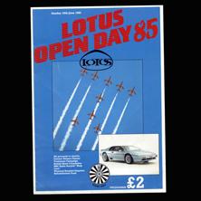 Hethel, Lotus Open Day