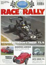 Historic Race & Rally
