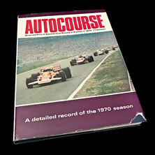 Autocourse 1970 Season