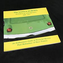 The Lotus Europa