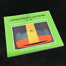 The Lotus Formula Juniors