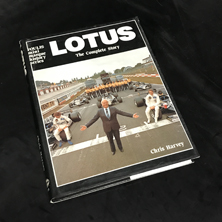 Lotus The Complete Story