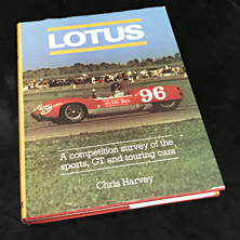 Lotus: Sports , GT and Touring Cars