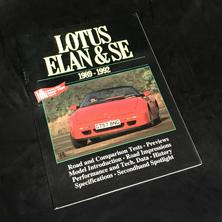 Lotus Elan & SE 1989-1992