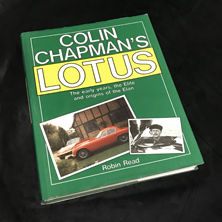 Colin Chapman's Lotus