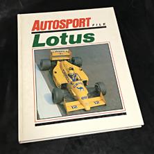 Autosport File: Lotus