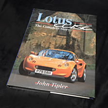 Lotus Elise the Complete Story
