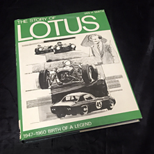 The Story of Lotus 1947-1960