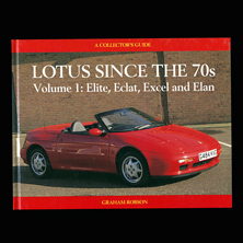 Lotus Since the 70s Volume 1
