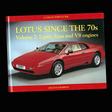Lotus Since the 70s Volume 2