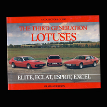 The Third Generation Lotuses