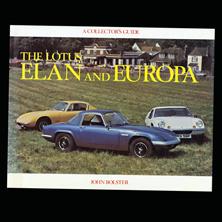The Lotus Elan and Europa