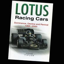 Lotus Racing Cars 1968-2000
