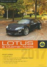 Lotus & Clubman Notes