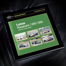 Lotus Racecars 1966-1986