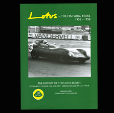Lotus The Historic Years